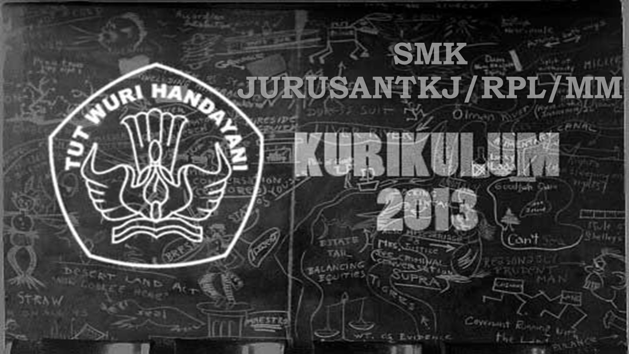 EBOOK KURIKULUM 2013 |TKJ-MM-RPL